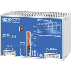Laboratorijski naponski uređaj, podesivi Camtec HSEUIreg07201.50T 0 - 50 V/DC 0 - 18 A 720 W broj izlaza 1