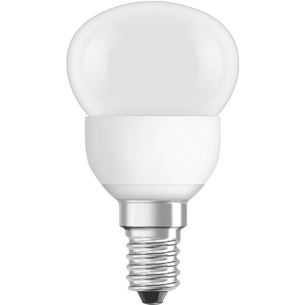LED E14 kapljasta oblika 4 W = 25 W topla bela (p x D) 47 mm x 78 mm EEK: A+ OSRAM 1 kos