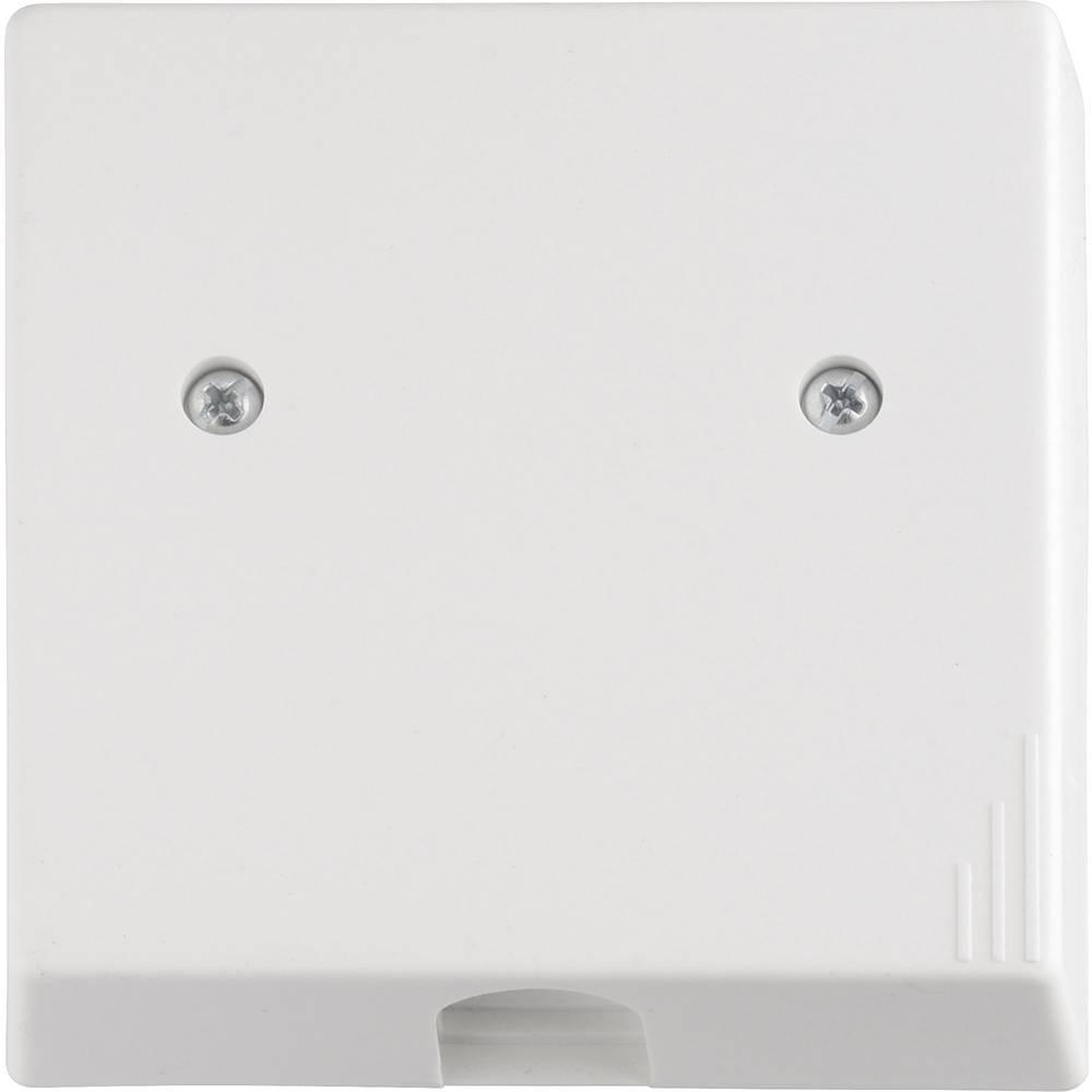 Priključna vtičnica za štedilnik, pod- in nadometna, alpsko bele barve 100183