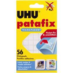 Lepilne blazinice Uhu Patafix, prozorne, vsebina: 56 kosov 48815
