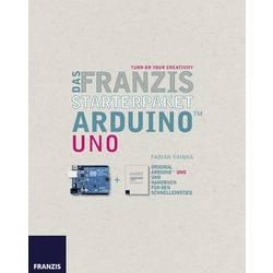Franzis Verlag Start-kit Starterpaket Arduino Uno 65203 ATMega328