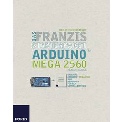 Franzis Verlag Start-kit Starterpaket Arduino Mega 2560 65204
