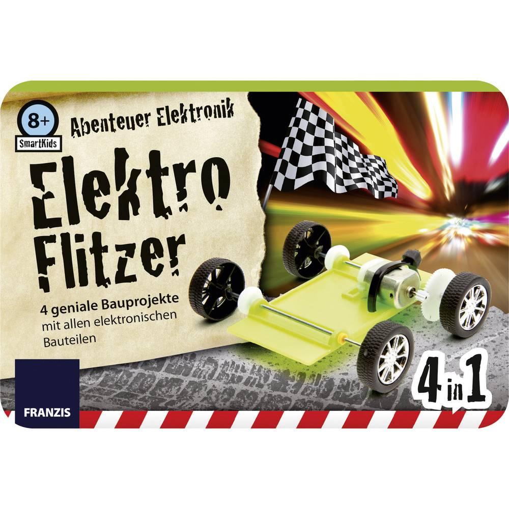 Franzis SmartKids Elektronska pustolovina Električna jurilica 65216 od 8 godina Franzis Verlag