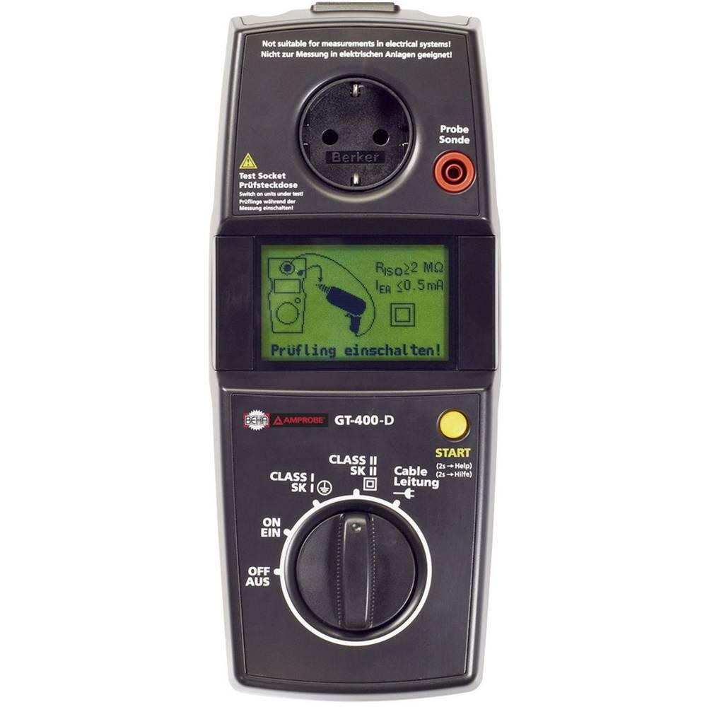 Beha Amprobe GT-400-D ispitivač uređaja, VDE ispitni uređaj