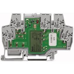 Relejna stezaljka 1 komad WAGO 859-360 Nazivni napon: 115 V/AC struja prebacivanja (maks.): 50 mA 1 izmjenjivač