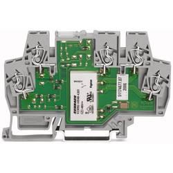 Relejna stezaljka 1 komad WAGO 859-358 Nazivni napon: 230 V/AC struja prebacivanja (maks.): 5 A 1 izmjenjivač