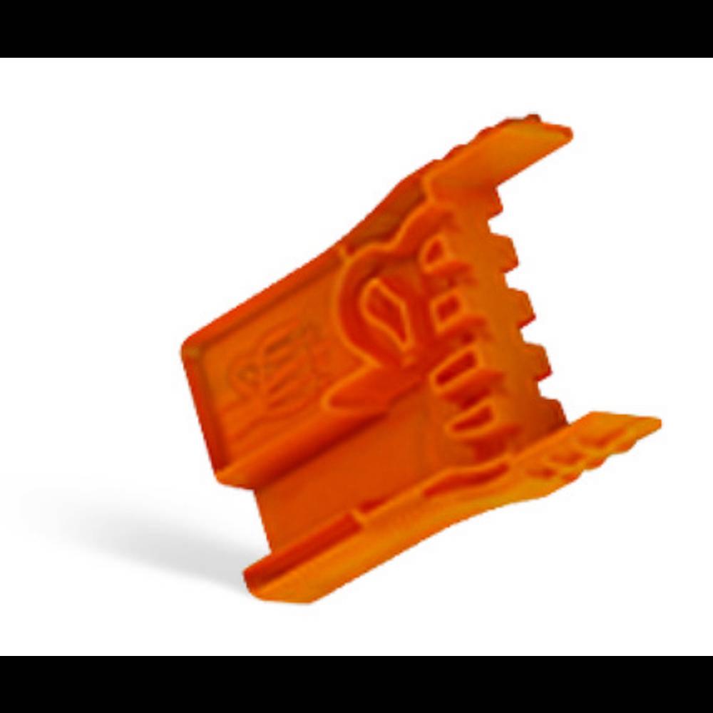Ledningshjælp WAGO Orange 1 stk