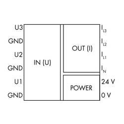 Kredsløbsevaluering 1 stk WAGO 789-652 16.8 - 32 V/DC IP20