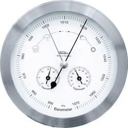 Analogna vremenska stanica Fischer 53417 plemeniti čelik unutarnji i vanjski prostor