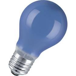 Glödlampa E27 OSRAM E27, 25 W DECOR-GLÜHLAMPE 11 W 4 lm Päronform Blå 1 st