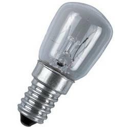 Kylskåpslampa OSRAM E14, 25 W BIRNENFORMLAMPE E14 25 W 57 mm 1 st
