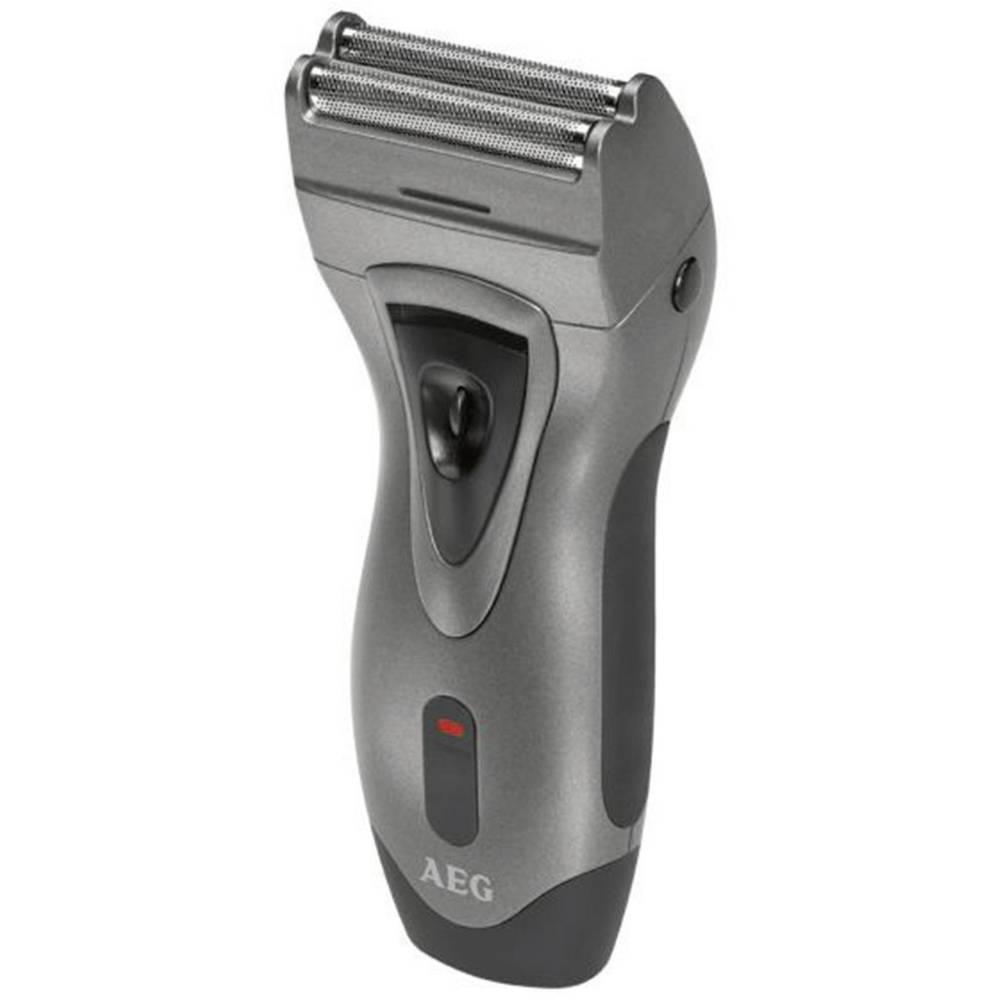 Brijaći aparat s mrežicom AEG HR 5625 crne, sive boje