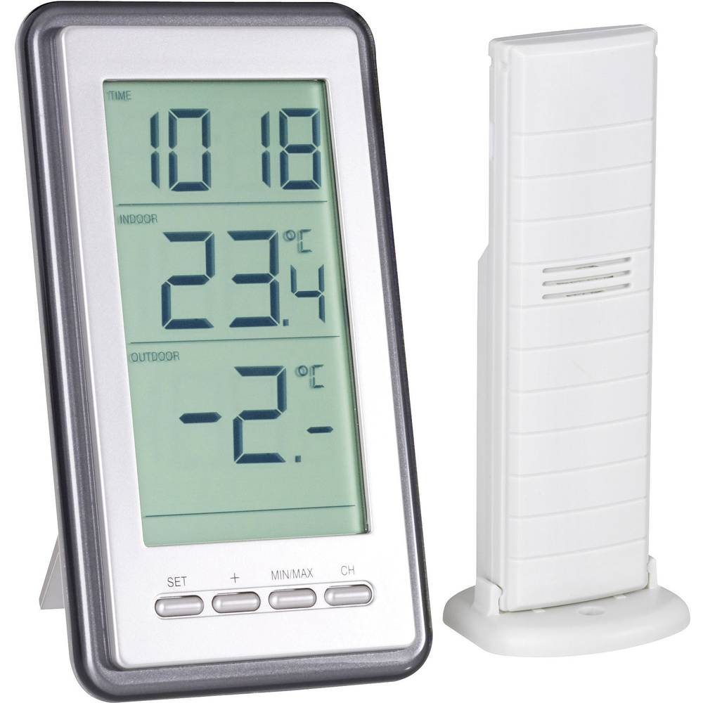 inne och ute termometer lcd display tellstick rfxtrx433e kompatibel ... e08029e32ceef