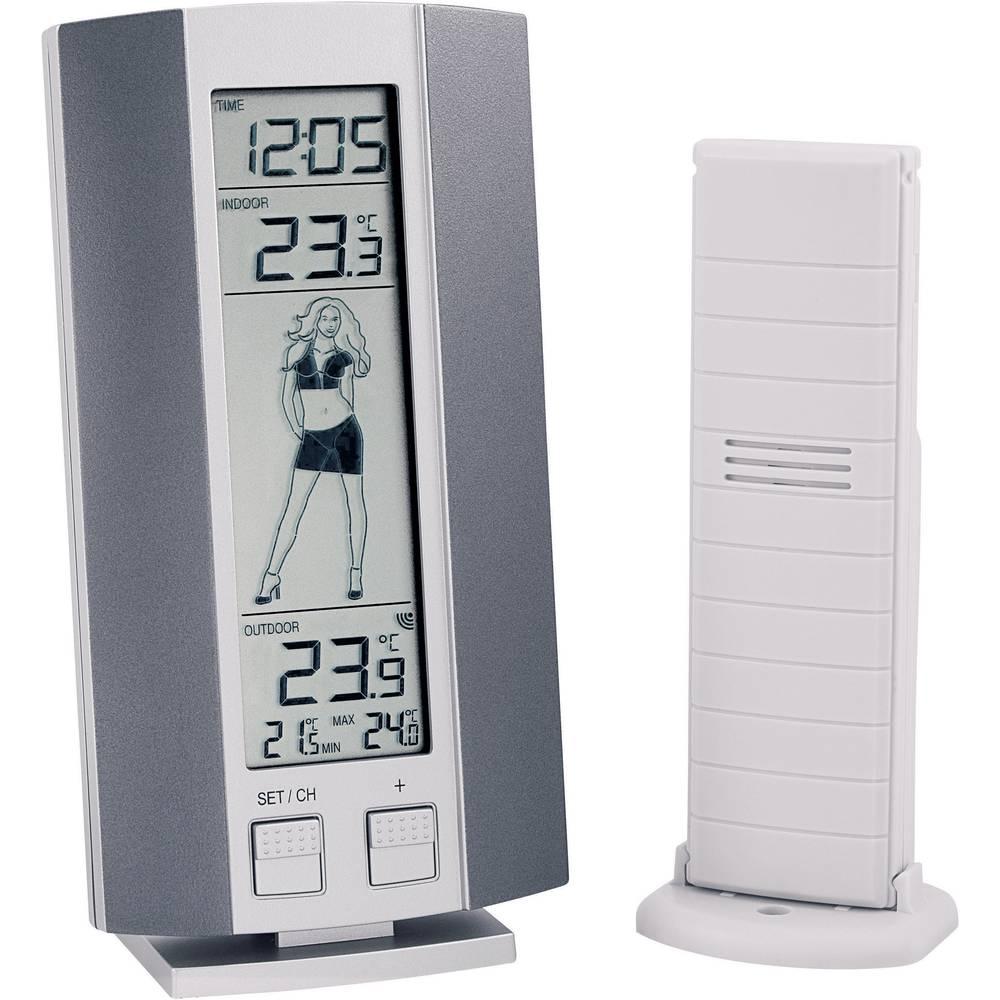 CE Brezžična vremenska postaja WS9750-IT