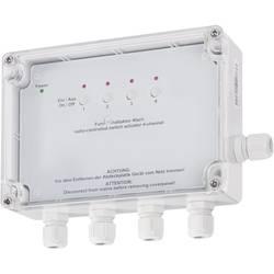 HomeMatic 76796 brezžični preklopni modul 4-kanalni, nadometni 3680 W