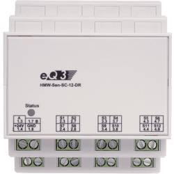 HomeMatic 85840 RS485 naprava za prepoznavanje stikalnih stanj, 12-kanalna za DIN-letev, 12 vhodov