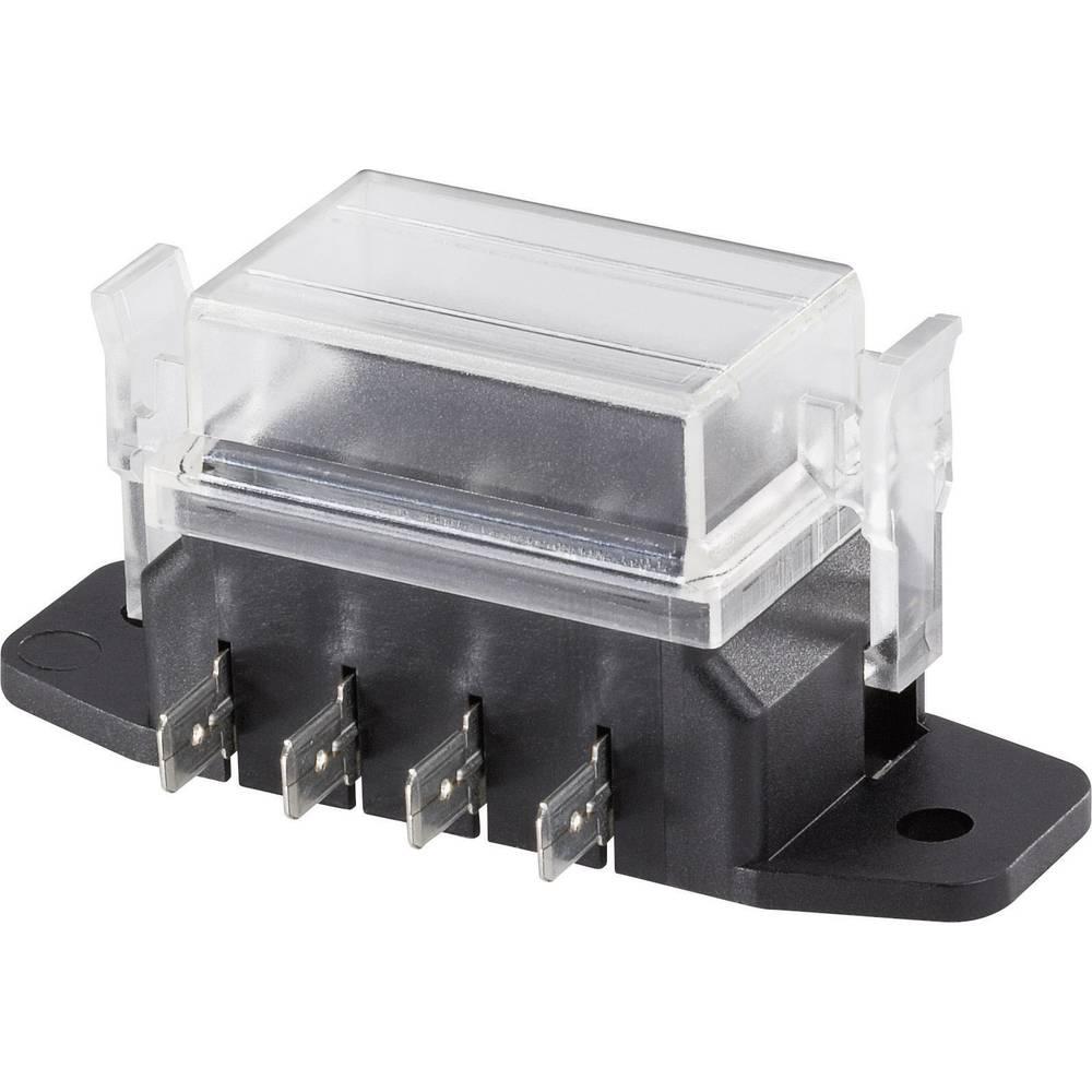 Sikringsholder SD-4S SD-4S Standard fladsikringer