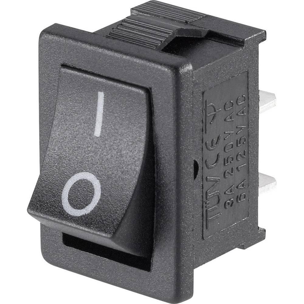 Mini klecno stikalo, 1 x vklopno
