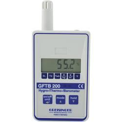 Merilnik vlažnosti zraka (higrometer) Greisinger GFTB 200 0 % rF 100 % rF kalibracija narejena po: ISO