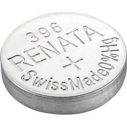 Gumbasta baterija 396 srebro-oksidna Renata SR59 pogodna za jaku struju 32 mAh 1.55 V 1 kom.
