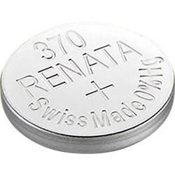 Gumbasta baterija 370 srebro-oksidna Renata SR69 pogodna za jaku struju 40 mAh 1.55 V 1 kom.