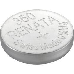 Gumbasta baterija 350 srebro-oksidna Renata SR42 pogodna za jaku struju 105 mAh 1.55 V 1 kom.