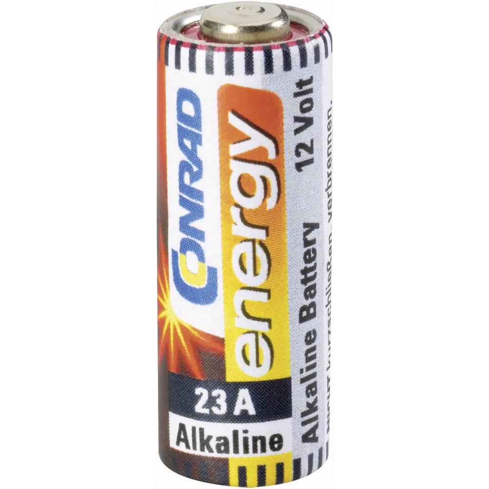 Posebna visokonapetostna baterija Conrad energy 23A 12 V A23, E23A, V23A, V23PX, V23GA, L1028, MN21, G23A, GP23A, WE23A, CA20