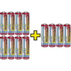 AA-batteri Alkali-mangan Conrad energy Extreme Power LR06 1.5 V 12 stk