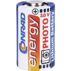 Fotobatteri CR 2 Litium Conrad energy CR2 750 mAh 3 V 1 st