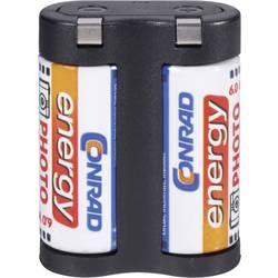 Fotobatteri 2CR5 Litium Conrad energy 2 CR 5 1400 mAh 6 V 1 st