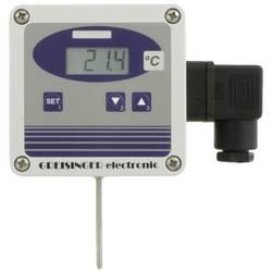 Temperaturni merilni pretvornik Greisinger GTMU-MP, izvedba 3 -50 do +400 °C vrsta tipala: Pt1000 kalibracija narejena po: ISO