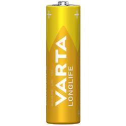 Batteri R6 (AA) Alkaliskt Varta Lognlife LR06 2800 mAh 1.5 V 4 st
