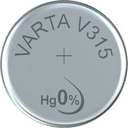 Varta Electronics SR67 gumbasta baterija 315 srebrovo-oksidni 20 mAh 1.55 V 1 St.