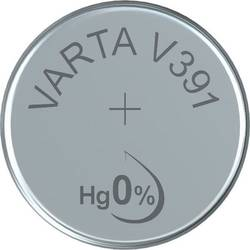 Varta Electronics SR55 gumbasta baterija 391 srebrovo-oksidni 42 mAh 1.55 V 1 St.