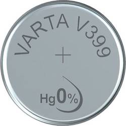 Varta Electronics SR57 gumbasta baterija 399 srebrovo-oksidni 42 mAh 1.55 V 1 St.