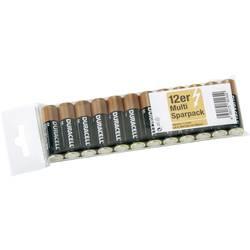 Batteri R6 (AA) Alkaliskt Duracell LR06 1.5 V 12 st