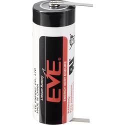 Posebna litijeva baterija EVE A, U-spajkalni priključek 3.6 V 3600 mAh A (Ø x V) 17.5 mm x 51 mm A, ER17505T