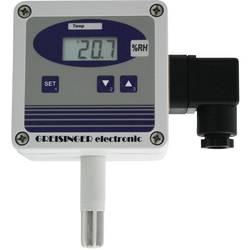 Merilni pretvornik vlažnosti zraka Greisinger GRHU-1R-MP 0 % rF 100 % rF brez signala kalibracija narejena po: ISO