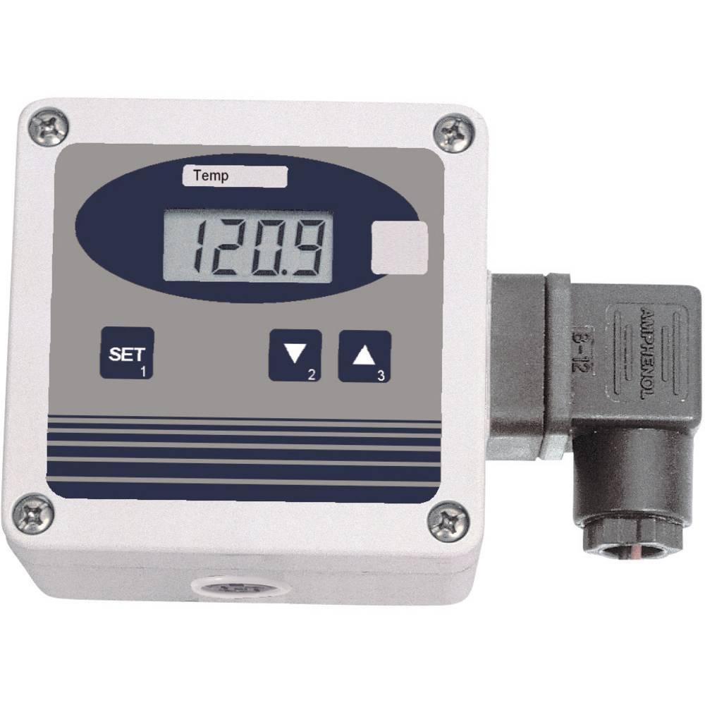 Greisinger GLMU 200 MP merilnik prevodnosti z 2-polnimi elektrodami 602762