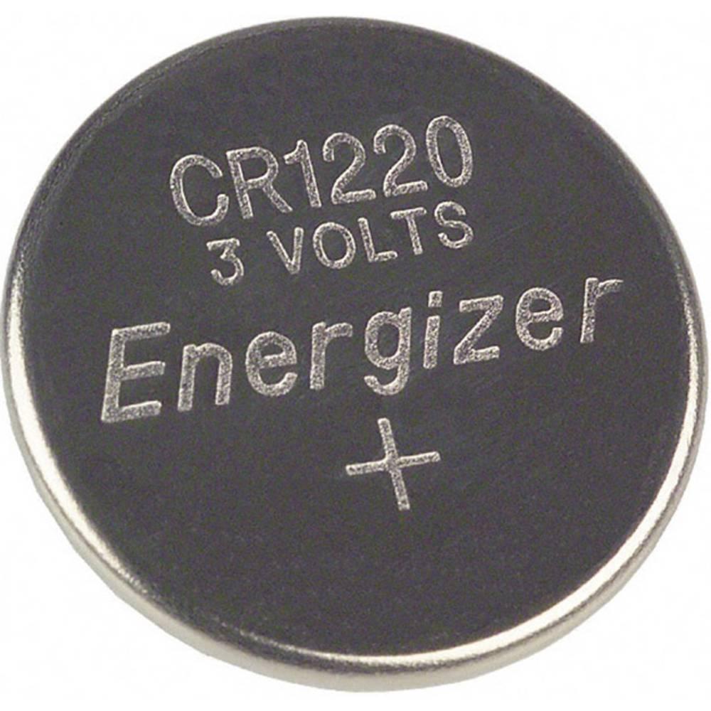 Gumbasta baterija CR 1220 Energizer litijska CR1220 40 mAh 3 V 1 komad