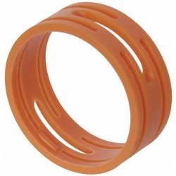 Kodirni obroč Neutrik XXR-komplet-3 oranžne barve 10 kosov
