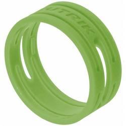 Kodirni obroč Neutrik XXR-komplet-5 zelene barve 10 kosov