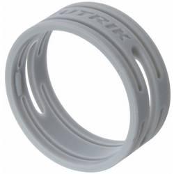 Kodirni obroč Neutrik XXR-komplet-8 sive barve 10 kosov