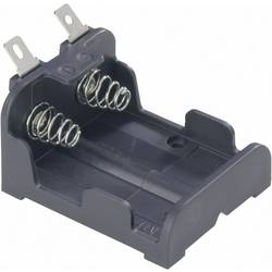Držalo za baterije za 6 V litijevo baterijo s spajkalnim jezičkom L za CRP2 (D x Š x V) 47 x 38 x 26 mm