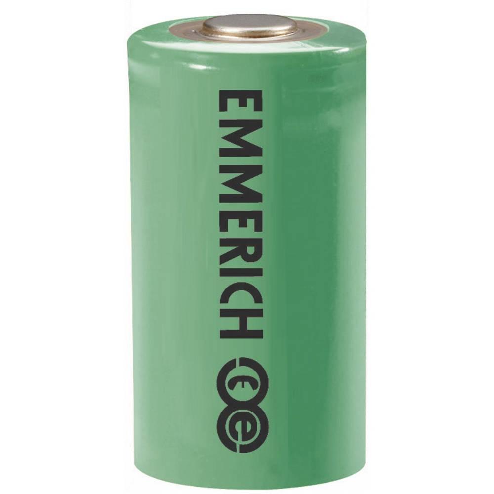 Emmerich Litijska baterija 2/3 AA 3.6 V 1600 mAh 2/3 AA ( x V) 14.5 mm x 33.5 mm