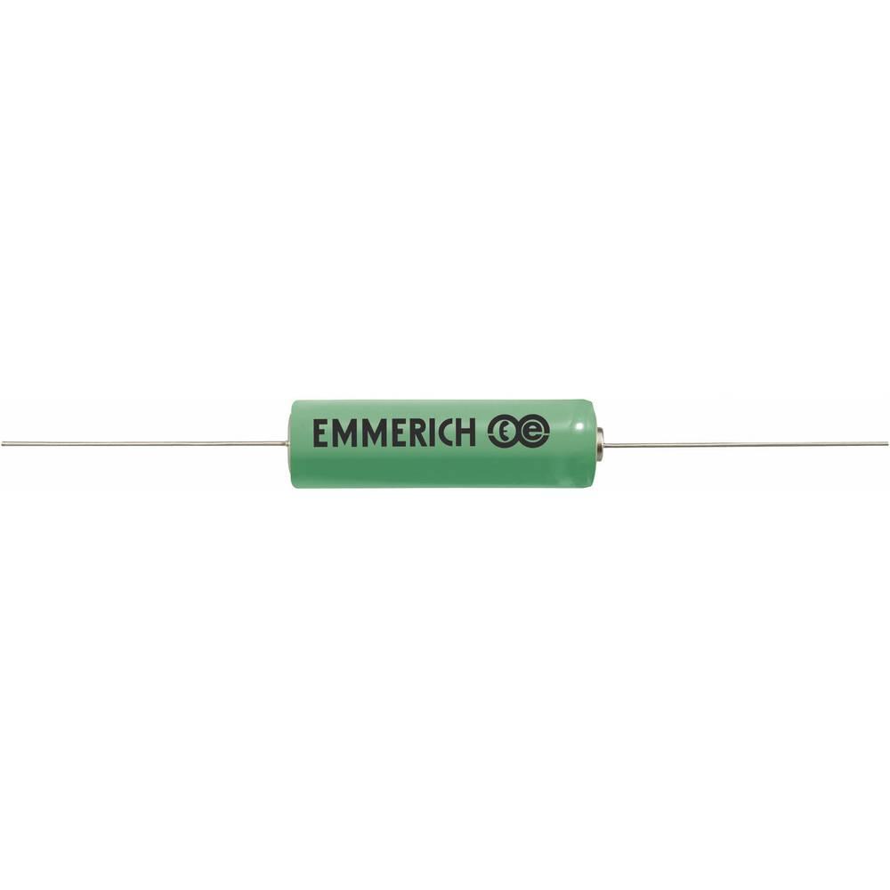 Posebna litijeva baterija Emmerich Mignon z aksialno žico 3.6 V 2400 mAh Mignon (AA) (Ø x V) 14.5 mm x 50.5 mm