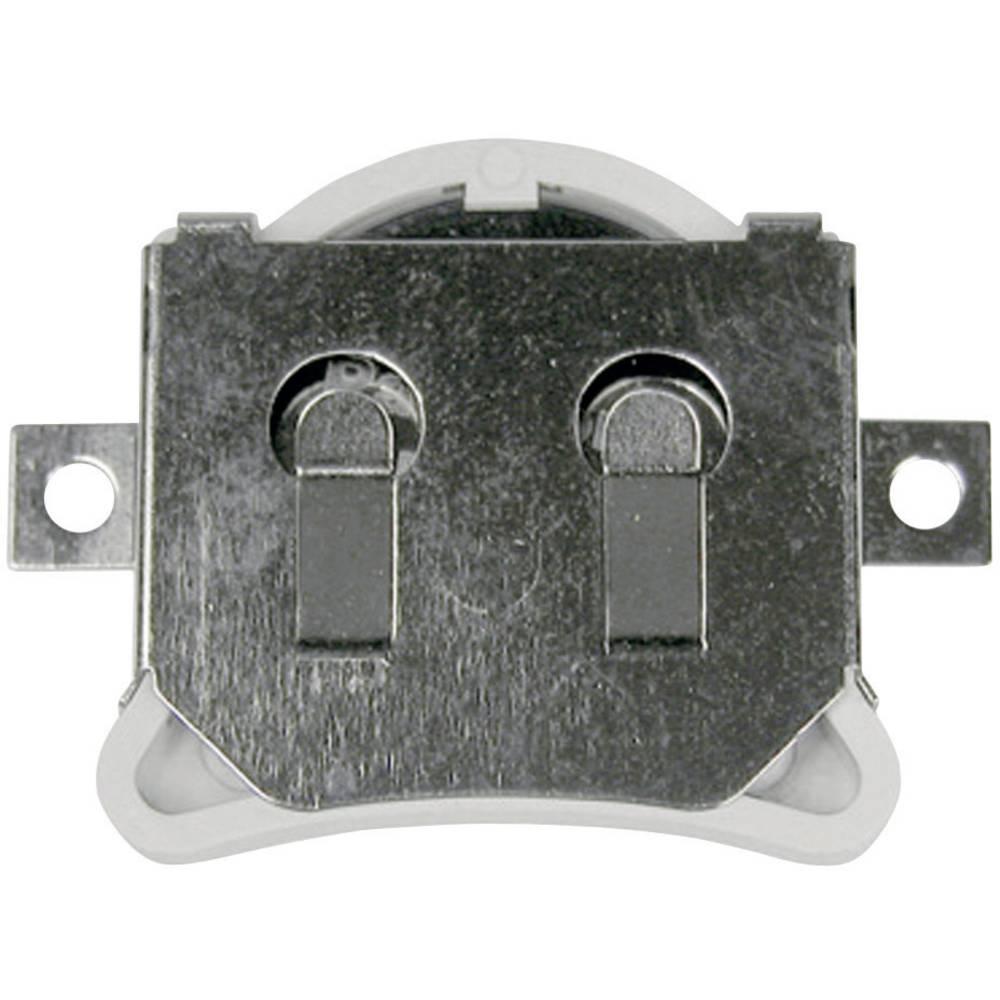 Izolirani držač gumbastih baterija za CR2032, SMD BHX1-2032-SM MPD