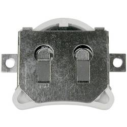 MPD BHX1-2032-SM držač za gumbaste baterije 1x cr 2032 horizontalni, površinska montaža smd (D x Š x V) 33.40 x 24.80 x 4.32 mm