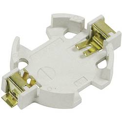 Držalo za gumbne baterije MPD, za CR2032, SMD, (D x Š x V) 31, 7 x 20 x 5, 3 mm BU2032SM-JJ-GTR