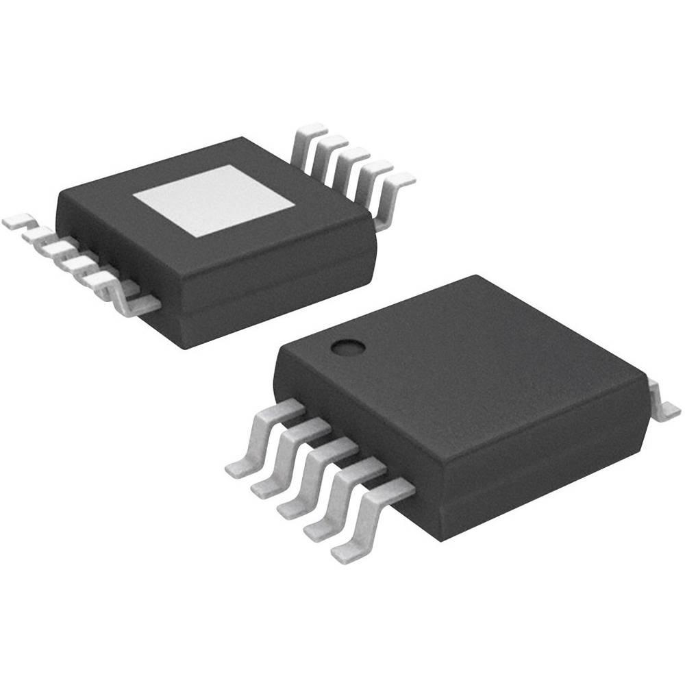 Vmesnik-IC - sprejemnik-oddajnik Texas Instruments SN65HVD3086EDGS RS422, RS485 1/1 VSSOP-10